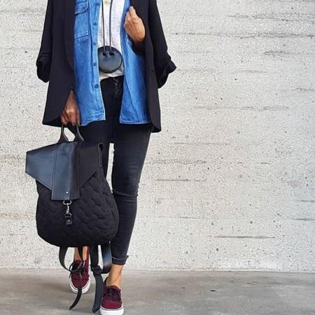 Vibe Backpack (black)